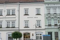 Budova Městského úřadu ve Vodňanech.