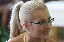 Miss 2011 Jitka Nováčková.