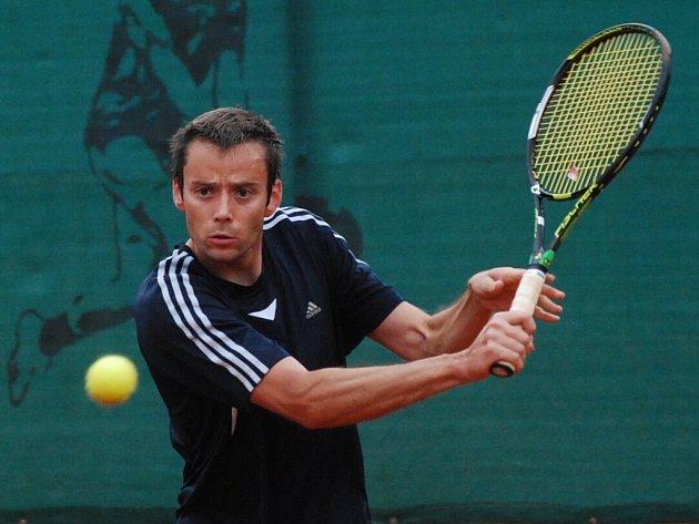 Okresní přebor v tenise.