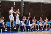 Basketbalové soutěže jsou již v plném proudu.