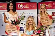 Tři nejkrásnější Dívky Šumavy 2012