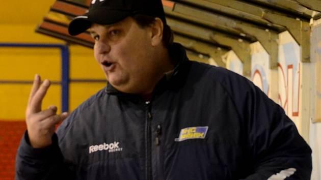 Trenér Radek Volf