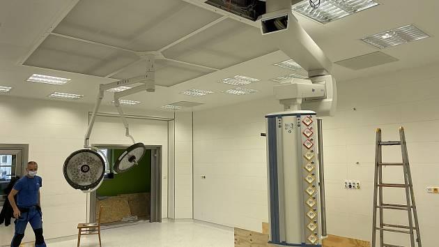 Nová vzduchotechnika přišla na více než 20 milionů korun.