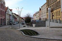 Radnice se rozhodla vyhlásit  urbanisticko - architektonickou soutěž na podobu poslední části Velkého náměstí.