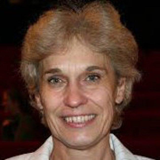 Ing. Marie Náhlíková, 62let, ČSSD