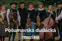 Pošumavská dudácká muzika.