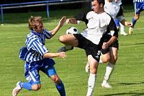 Strakonice zakončily divizní ročník 2008/2009 vysokou porážkou 0:3 doma s Hořovickem.