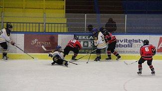 Hokejoví osmáci vyhráli.