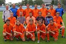 Mužstvo pro sezonu 2007/2008