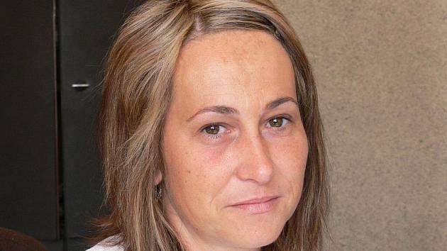 Dana Skoupilová.