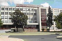 Střední průmyslová škola ve Strakonicích.