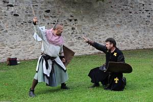 Do roku 1420 přenesly město Vodňany hradební slavnosti, které se konaly v sobotu 14. září odpoledne.
