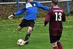 Fotbalový OP Strakonicka: Junior B - Štěkeň 4:1.
