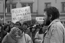 Generální stávky se zúčastnilo na 3000 lidí.