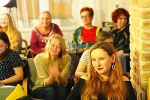 V pátek 22. února zahrála jihočeská hudební skupina Nahoře ve vodňanské v  kavárně U Lípy d3a96fa2b7b