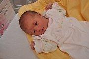 Barbora Zoubková, Holkovice, 12.11. 2017 ve 20.12 hodin, 3230 g. Malá Barbora je prvorozená.