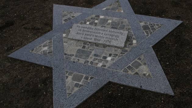 Židovský památník. Ilustrační foto