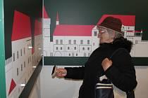 Poklady muzea si mohou návštěvníci užívat všemi smysly.