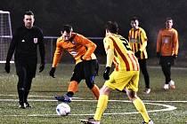Fotbalová příprava: Strakonice - Katovice 0:5.