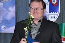 Nový předseda Slavoje Volyně Václav Valhoda.