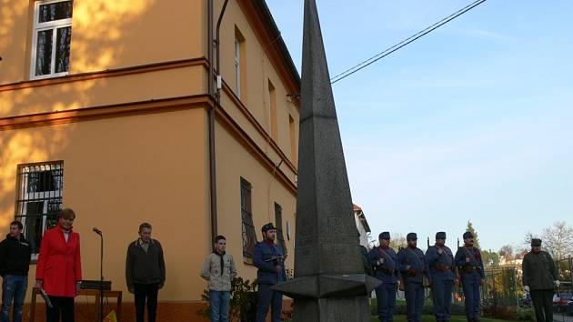 Den válečných veteránů v Kraselově