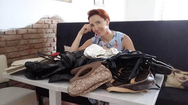 Denisa Šitnerová, majitelka Kavárny V Podzámčí v Blatné.