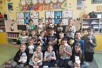 Žáci ZŠ a MŠ v Katovicích si během školního roku užívají nejrůznějších aktivit. Když jim je tedy nepřekazí covid-19.