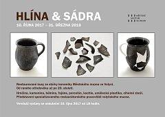 Volyně  V úterý 10. října je v 18 hodin ve volyňské tvrzi naplánovaná vernisáž  výstavy HLÍNA & SÁDRA.