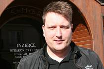 Bezvody, jednatel Jaroslav Hrach