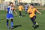 Fotbalová příprava: Sousedovice - Vimperk 3:3.