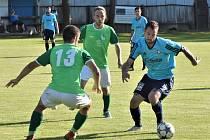 O víkendu končí fotbalové soutěže v kraji i okrese.