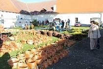 Farmářské trhy v Bavorově.