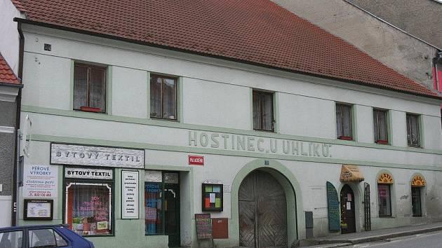 Budova č.p. 55 ve Volyni.