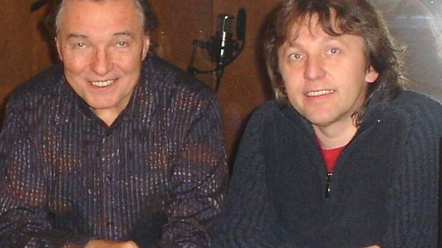 Zdeněk Charlie Blažek doprovází také českou star Karla Gotta.
