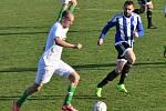 Fotbalový KP: Blatná - Roudné 5:1.