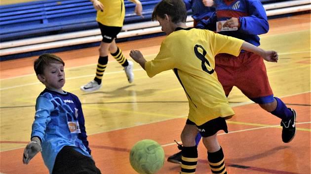 Pohár Ekonomických služeb - BH přípravek měl na programu třetí turnaj.