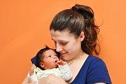 Gabriela Schmiedlová, Horažďovice, 4.3.2018 v 16.48 hodin, 3210 g. Katarína (20měsíců) má malou sestřičku.