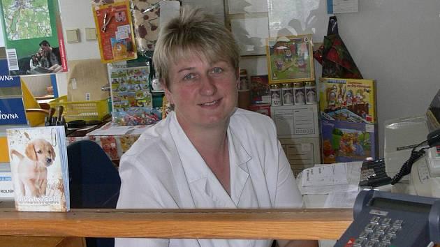 Marcela Rolníková.