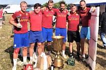 Už 22. ročník turnaje v malé kopané Atrium cup byl odehrán 5. července v Třebomyslicích.