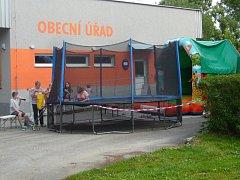 Návštěva v obci Mutěnice.