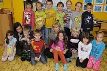 Třída 1. C Základní školy Bavorovská Vodňany