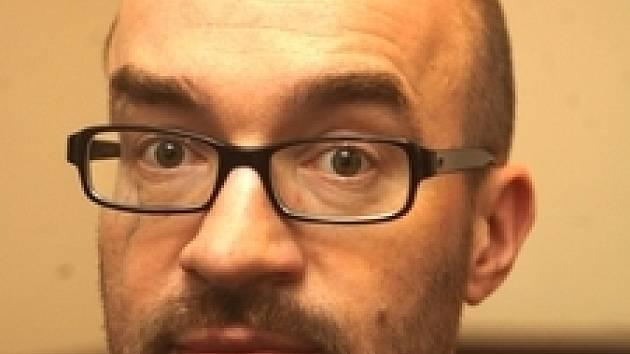 Advokát Ladislav Prošek zastupoval pobodaného Jakuba Štěrbíka.