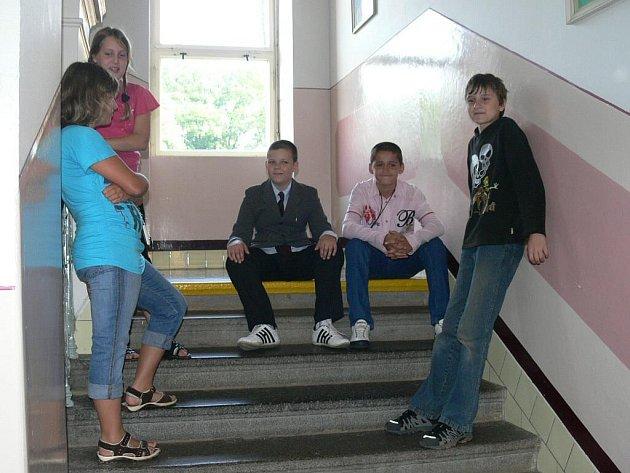 Ve škole na Lidické se učilo naposledy 30. června.