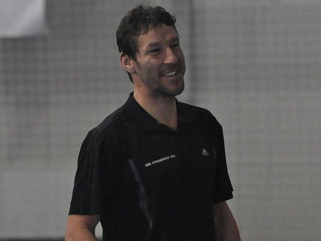 Spokojený trenér Roman Nejdl.
