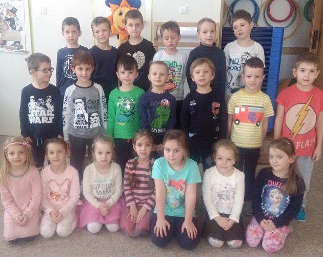 Mateřská škola Školní ve Strakonicích - třída Žabky
