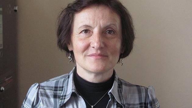 Alena Šabková.