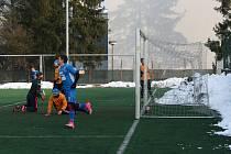 FK Junior získal dotaci na nový umělý trávník.