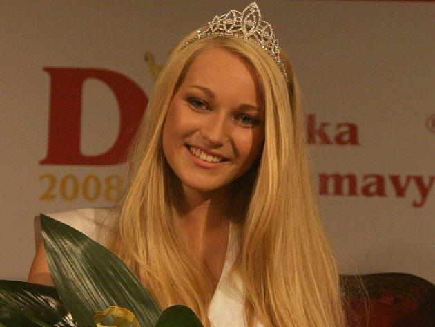 Dívka Šumavy 2008