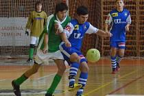 15. ročník fotbalového halového turnaje Ekonomické služby – BH  Senioři a mládež proti drogám.