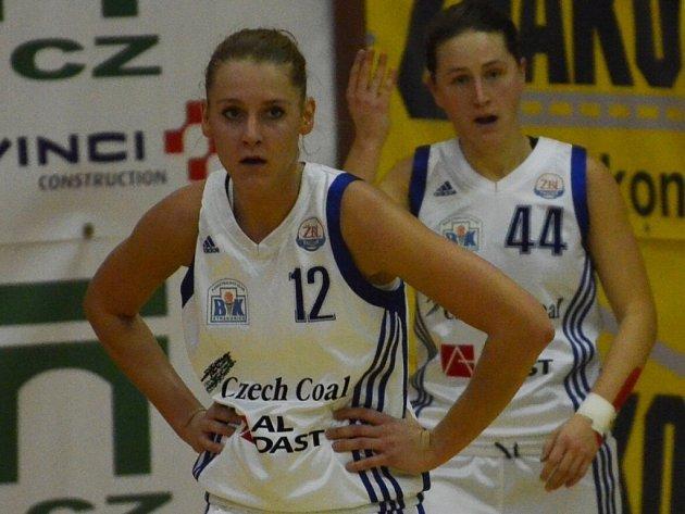 Strakonické ženy podlehly IMOSu Brno 53:64.